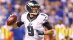 Eagles QB Nick Foles preparing to 'play the whole game' in Week 17