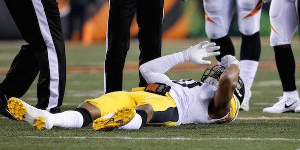 Steelers LB Ryan Shazier has season-ending spine surgery
