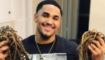 STOP EVERYTHING: Jalen Hurts got a haircut!