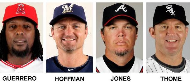 Four New Members Elected to Baseball Hall of Fame
