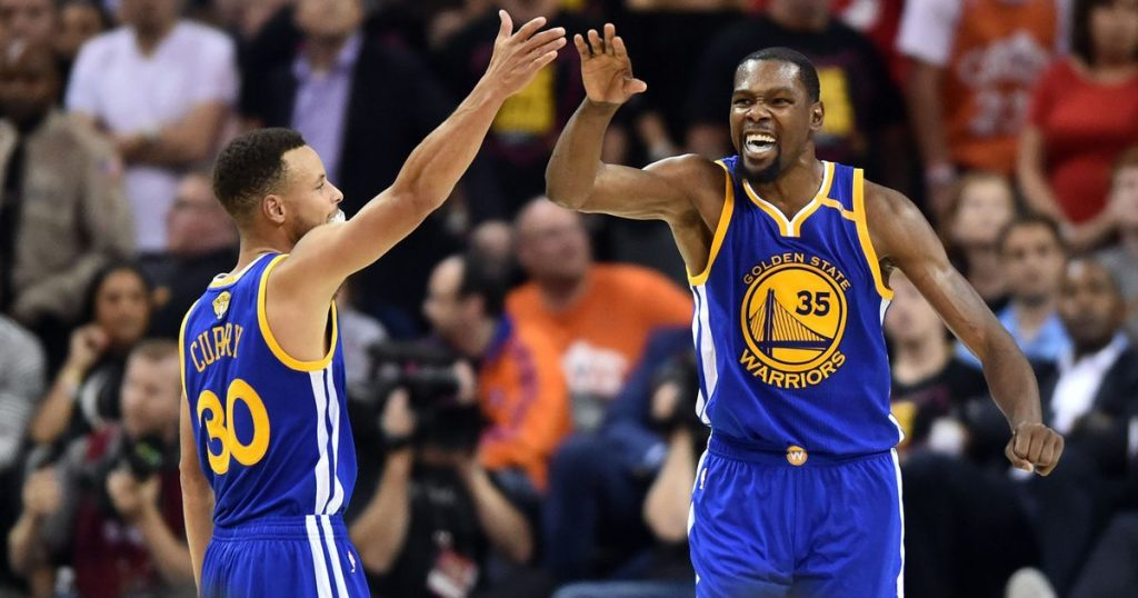 NBA Win Totals Update: Warriors May Finish Under