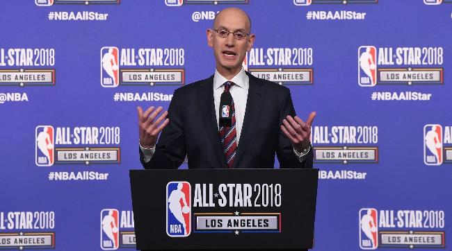 NBA Commissioner Discusses Possible Playoff Seeding Compromise