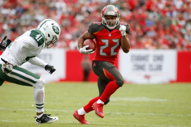 Doug Martin and Chris Baker Released by Buccaneers