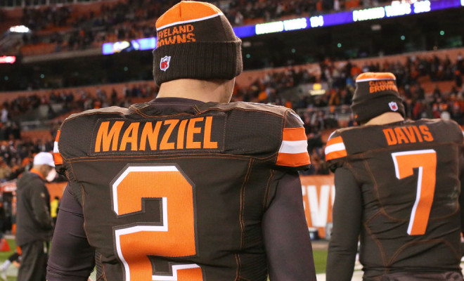 Johnny Football Wants Back In