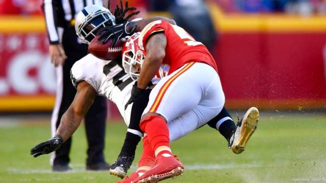 Chiefs and Linebacker Derrick Johnson Going Separate Ways