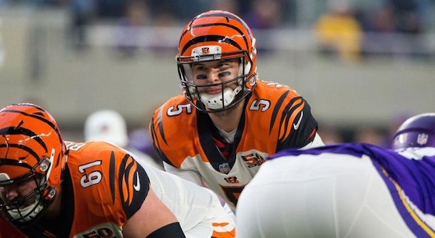 A.J. McCarron wins grievance against Bengals, will become free agent