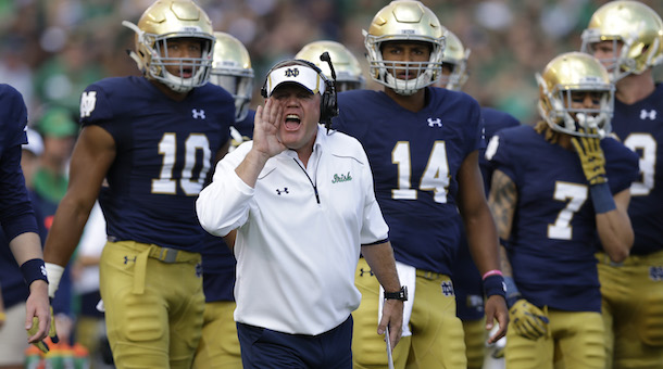 Notre Dame loses appeal, 21 victories vacated