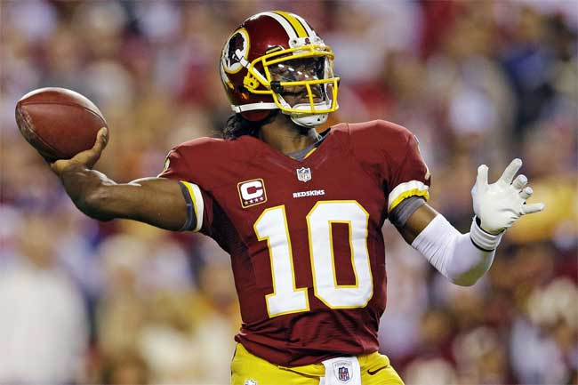 In 2012, RGIII and the Washington Redskins were one of the NFC's best against the spread.