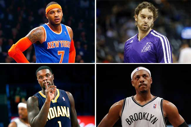 Free agency and the 2014 NBA Draft could make a huge impact on the NBA futures.