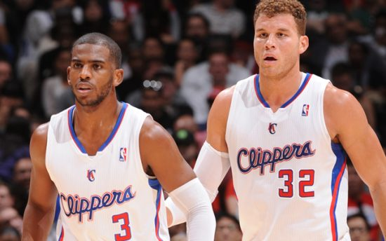 Chris Paul, Blake Griffin, Clippers